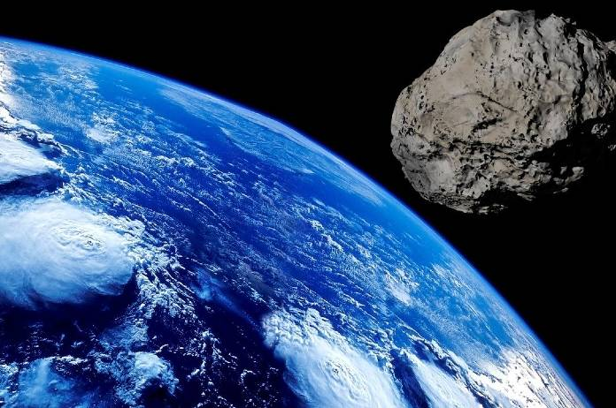 Tiny Asteroid may hit earth on Nov 2