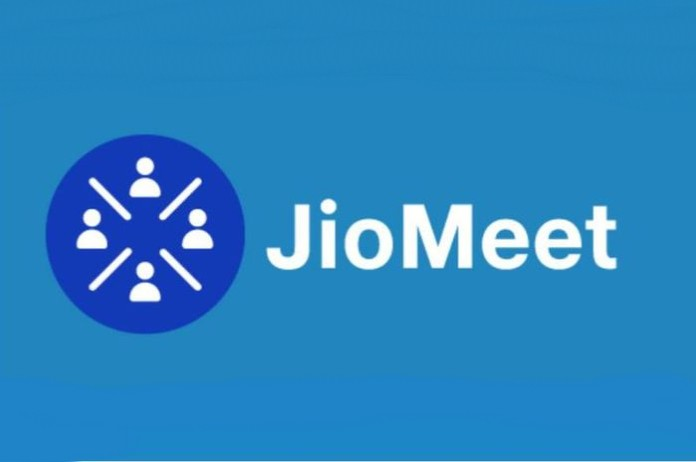 How to change video background in JioMeet