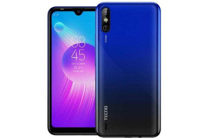 TECNO Spark Go 2020 with 6.52-inch HD+ display, Android 10 Go Edition launched in India for Rs. 6499