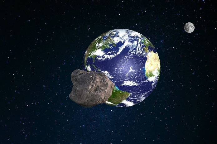Asteroid double the size of Pyramid Giza to enter Earth's orbit on September 6