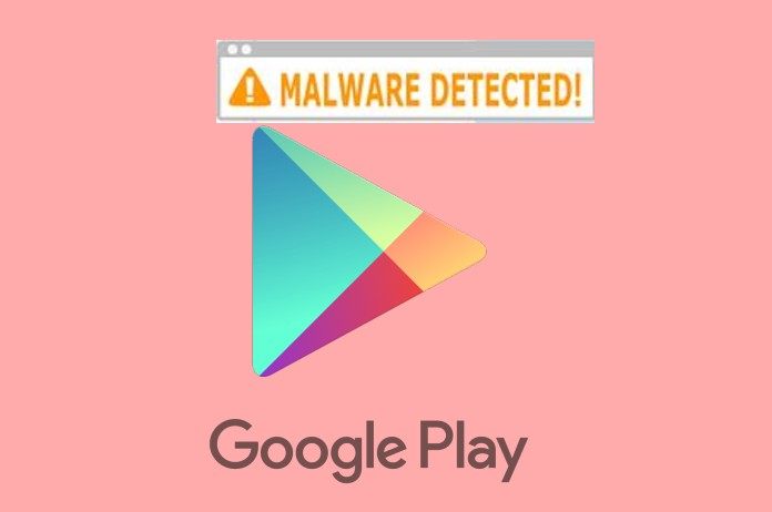Google removed 6 malware-infected apps from the Play Store