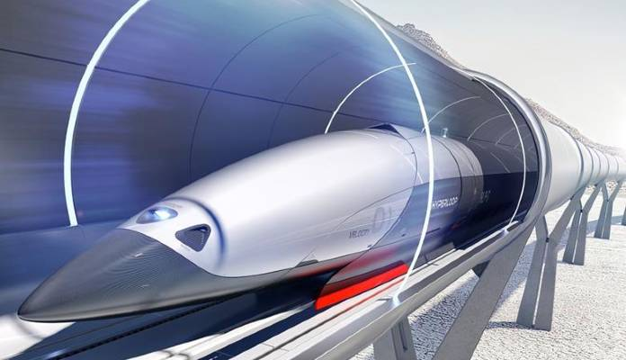 Bengaluru airport to city centre in 10 minutes! Virgin Hyperloop to do feasibility study