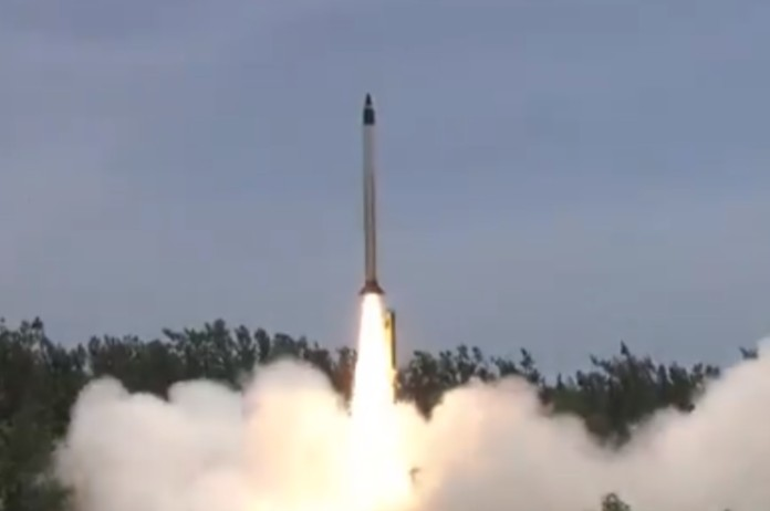 India Enters Hypersonic Regime With Successful Flight Test