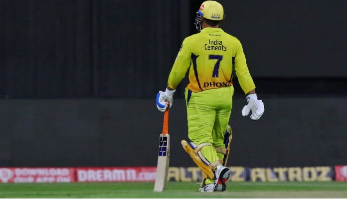 Can't Win Rajasthan, CSK Almost Loss Playoffs Chances