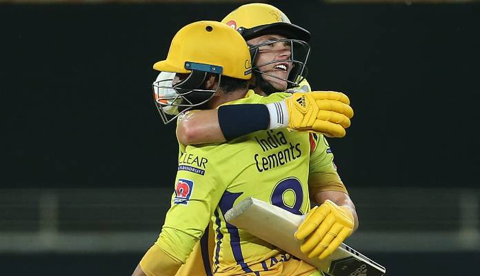 How csk stopped kkr to enter playoffs