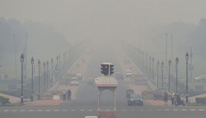 Delhi witnessed coldest october in this year, after 58 years