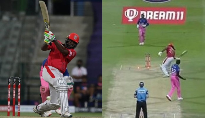 Chris Gayle become first player to hit 1000 sixes in t20 format