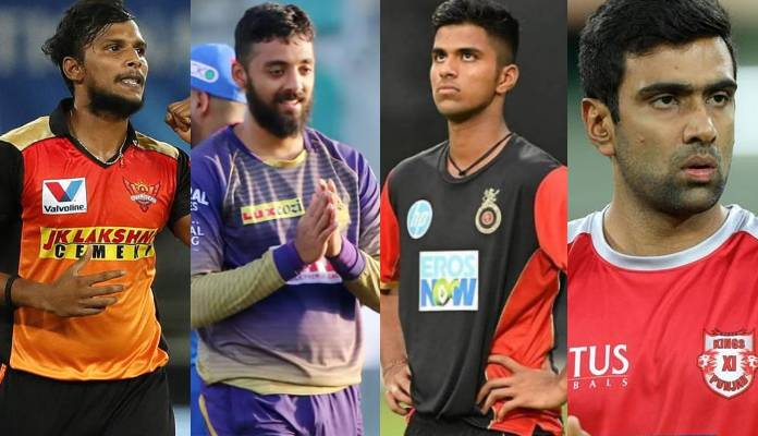 India tour of Australia: 4 tamil players in the squad