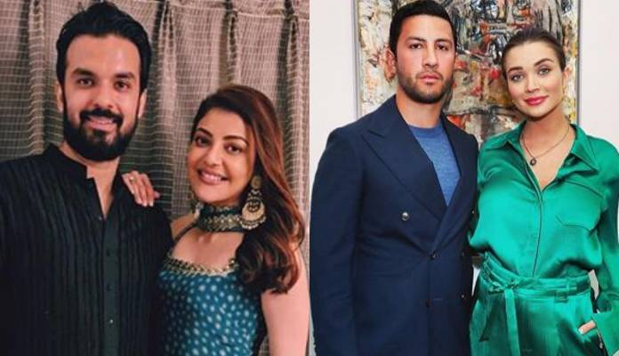 PICS: From Kajal Aggarwal to Amy Jackson- married to businessmen