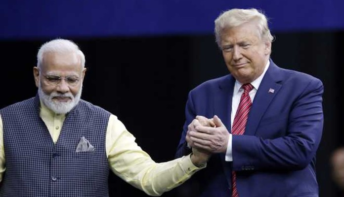 Donald Trump Teseted Positive PM Modi wishes speedy recovery