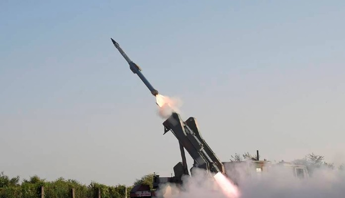 DRDO successfully tested QRSAM air defence system