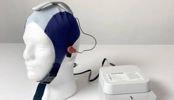 A portable brain-monitoring device to find mental health issues