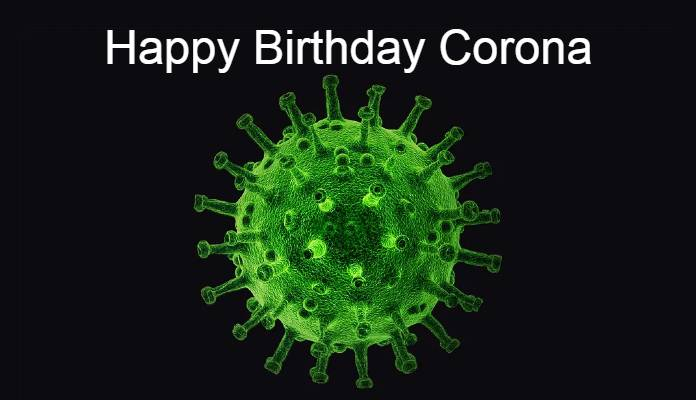 Its been one Year since first covid-19 case reported in china