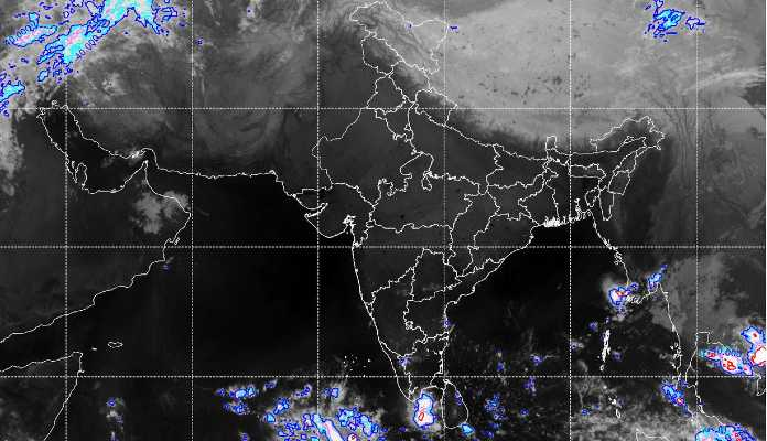 There was no cyclone in the month of October. Here is the reason