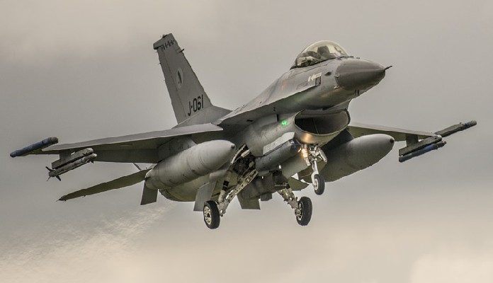 Taiwan has grounded all of its F16 fighter jets