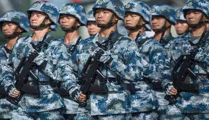 China has conducted biological tests on PLA members says America's intelligence chief