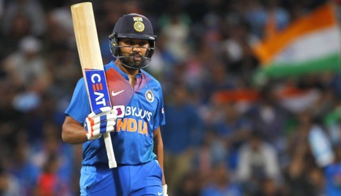 Indian opener Rohit Sharma begins fitness training at NCA