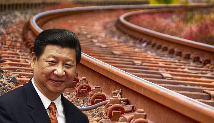China order construction of rail line in Tibet