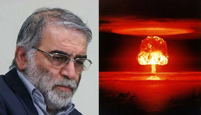 A assassination create world's attention on iran nuclear project